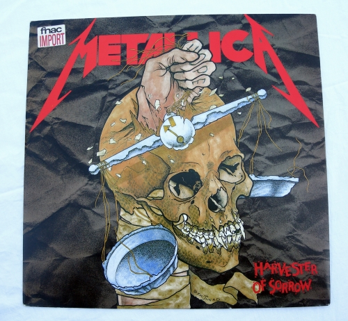 metallica,harvester of sorrow,creeping death - special anniversary edition,master of puppets,lp,12'ep,vinyls,thrash metal,collectors