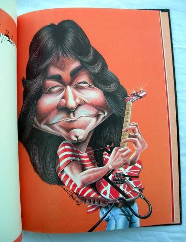 dussex,rock monsters,caricatures,humour,illustrations