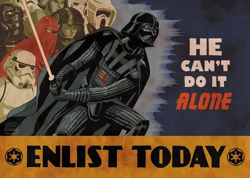 starwars,enlist today !