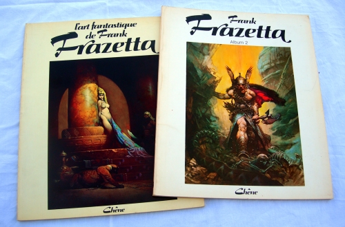 frank frazetta,illustrations,heroic-fantasy,science fiction,conan,robert e howard,edgar rice burroughs,death dealer