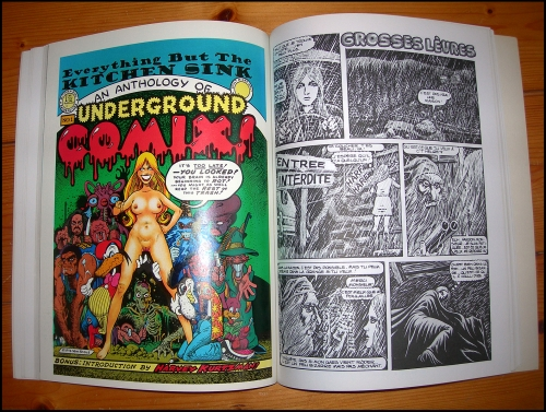 bizarre sex comics,édition originale,b.d érotique,comics érotiques,usa,underground,beck,bharucha,corben,cruse,crumb,dallas,erling,green,kitchen,loft,manesis,mitchell,newhall,roberts,robbins,stout,stroud,whitney