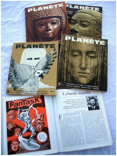 revue planète,jacques bergier