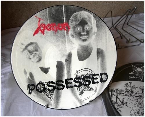 venom,possessed,black metal,picture lp,collector