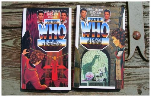 doctor who,livres,docteur who,igor & grichka bogdanoff,tardis,daleks,série tv,livres doctor who