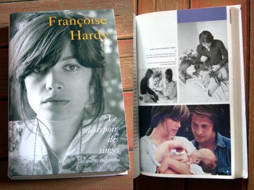 françoise hardy,jacques dutronc,mémoires