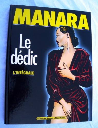 manara,milo manara,le déclic,le déclic l'intégrale,bandes dessinée érotiques,érotisme,florence guérin,photographies,nus