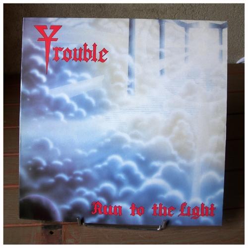 trouble,run to the light,doom metal,vinyl,lp,33 tours,collectors