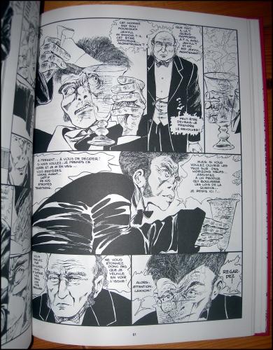 crepax,guido crepax,robert louis stevenson,docteur jekyll et mister hyde,b.d érotique,édition originale,érotisme