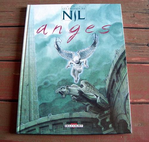 Les enfants du Nil, B.D, bande-dessinée, Anges, Angoulême