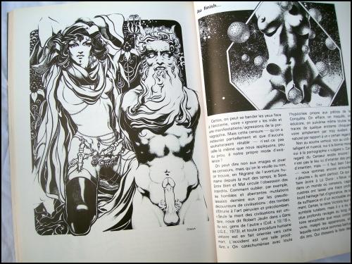 Archive de bandes dessinées érotiques