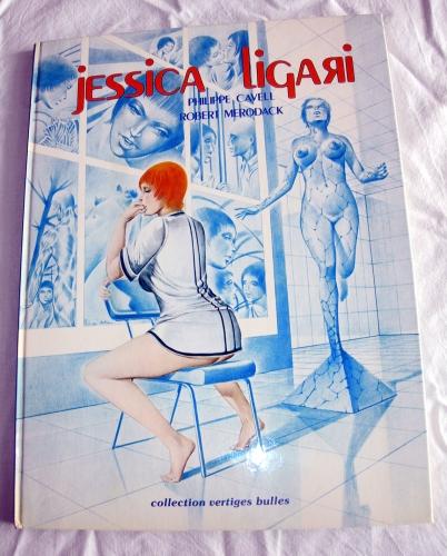jessica ligari,cavell,merodack,bande dessinée,bande dessinée érotique,érotisme