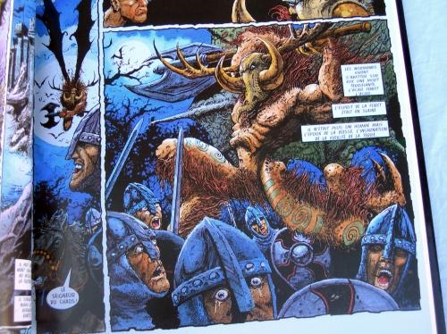 slaine,patt mills,clint langley,heroic-fantasy,heroic fantasy,celtes,paganisme