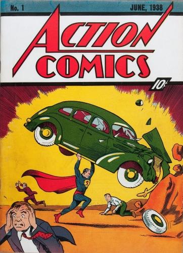 Comics de légende