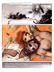 enki bilal,le sommeil du monstre,politique-fiction,b.d,bande dessinée,les humanoïdes associés,édition originale