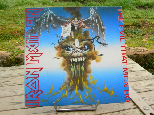 iron maiden,collectors,single,singles,maxi 45t,12'ep,vinyl,vinyls