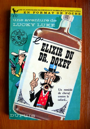 lucky luke,goscinny,morris,gag de poche,bande dessinée,formatpoche,poche,dupuis